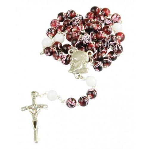 Jubileuszowy różaniec ku czci św. Ojca Pio