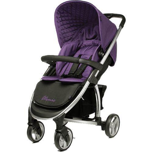 atomic wózek uniwersalny – fioletowy od producenta 4baby