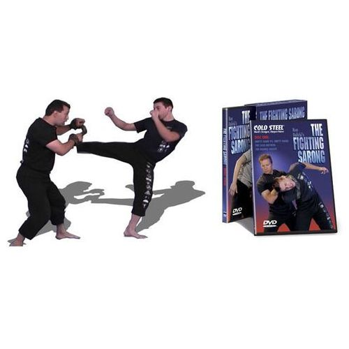 Dvd  the fighting sarong (vdfs) marki Cold steel