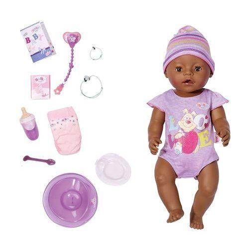 creation baby born interaktywna lalka ciemnoskóra marki Zapf