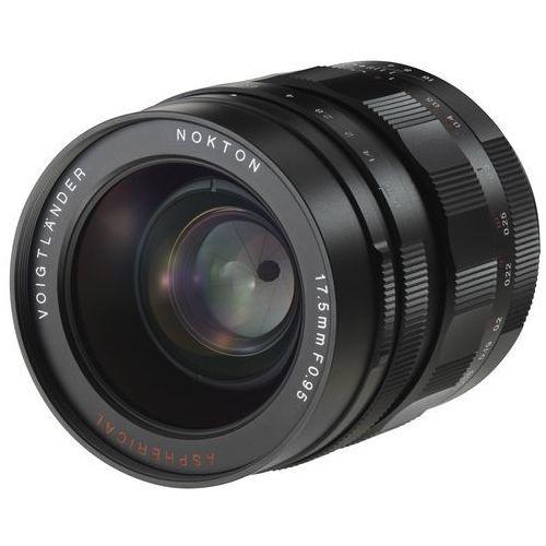 17.5mm f/0.95 nokton marki Voigtlander