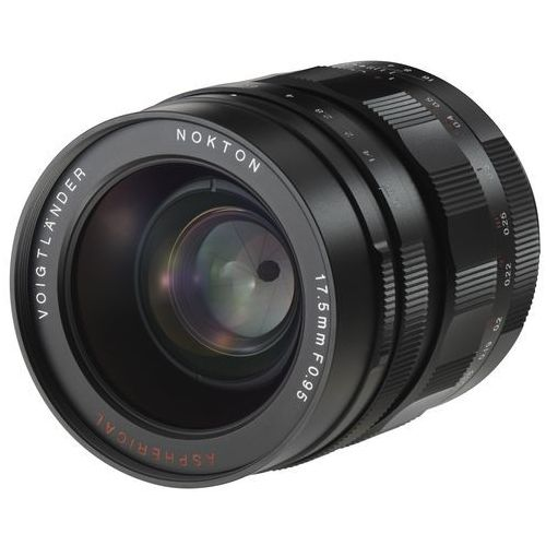 Voigtlander 17.5mm F/0.95 NOKTON, 12210