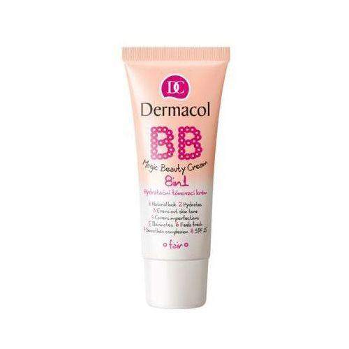 Dermacol  bb magic beauty cream 30ml w krem do twarzy nude (85954229)
