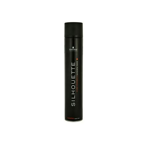 Schwarzkopf Professional Silhouette Super Hold lakier do włosów strong (Invisible Hold Hairspray) 750 ml