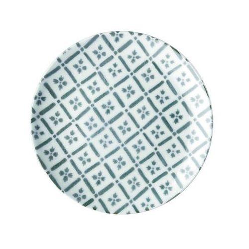 Guzzini - Tiffany - Talerz deserowy Le Maioliche, niebieski - niebieski (8008392295204)