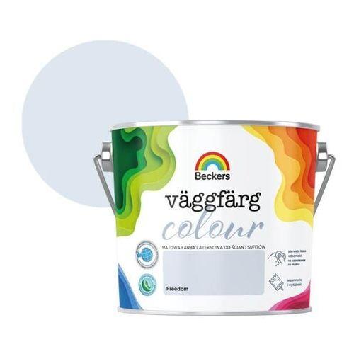 Beckers Farba lateksowa vaggfarg colour freedom 2,5 l (7311237862082)