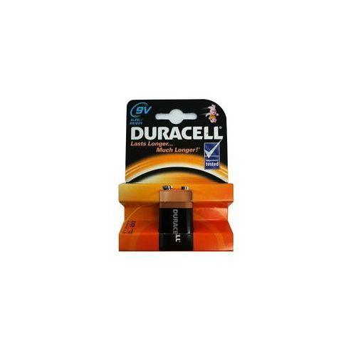 Bateria alkaliczna Duracell 6LR61 V9 (6LR61 DUR) (5908262157584)