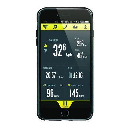Topeak ridecase for iphone 6+/6s+/7+ black - pokrowiec na telefon