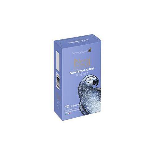 Nero nobile Kapsułki do nespresso* guatemala 10 kapsułek - do 12% rabatu przy większych zakupach oraz darmowa dostawa (8033993876842)