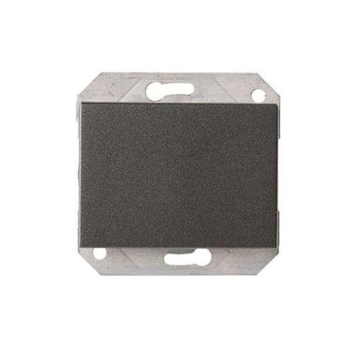 Włącznik krzyżowy vilma p710-010-02gr grafit marki Dpm