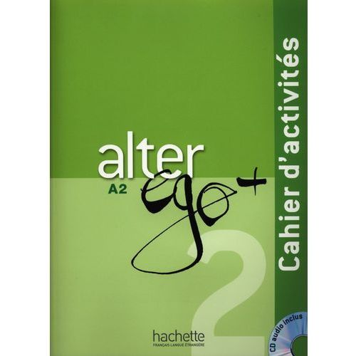 Alter Ego+ 2 ćwiczenia z płytą CD (2012)