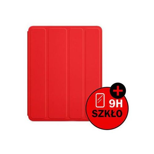 Etui Smart Case do Apple iPad 2 3 4 - Czerwony