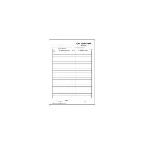 Spis inwentarza A5 [Pu/K-372], 47185