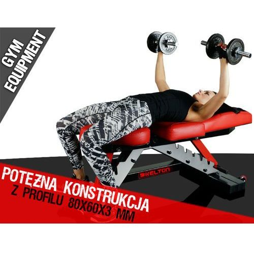 Ławka regulowana PL9 Kelton GYM EQUIPMENT