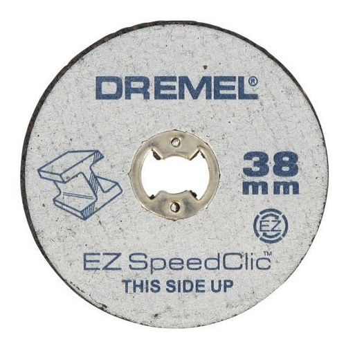 Zestaw Dremel SpeedClic, 2615S456JD