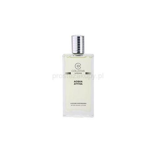 Collistar  acqua attiva woda po goleniu dla mężczyzn 100 ml + do każdego zamówienia upominek.