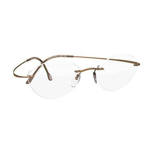 Okulary korekcyjne tma must collection 2017 5515 cv 8540 marki Silhouette