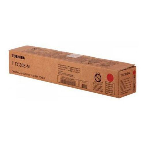 Toshiba Toner t-fc30e-m magenta do kopiarek (oryginalny) [33.6k]