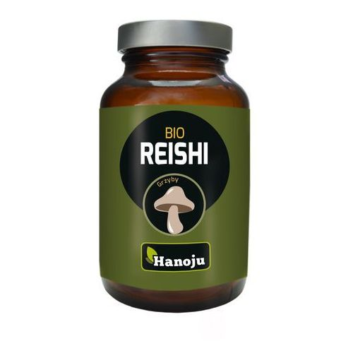 Kapsułki EKO Grzyb Reishi ekstrakt 300 mg + Acerola 20 mg (90 kaps.)