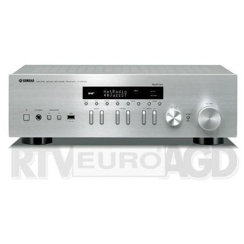 Yamaha MusicCast R-N402D (srebrny) (4957812604857)