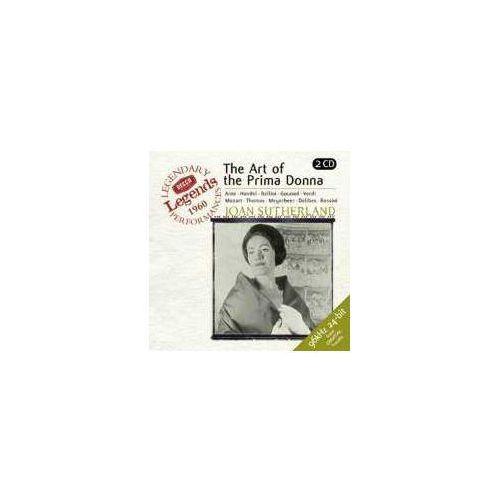 Decca The art of the prima donna