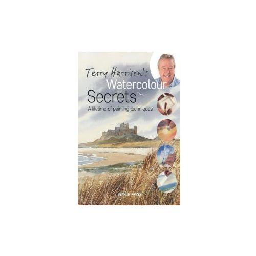 Terry Harrison's Watercolour Secrets, Harrison, Terry