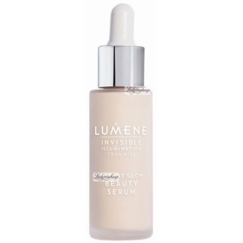 Lumene  - instant glow - beauty serum - serum tonujące - universal dark (6412600818703)