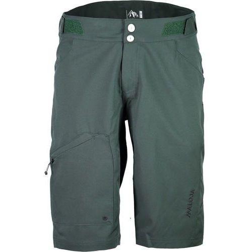 retom. spodnie rowerowe mężczyźni zielony xl 2018 spodenki rowerowe marki Maloja