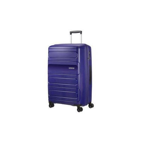 American tourister walizka duża na 4 kołach z kolekcji sunside