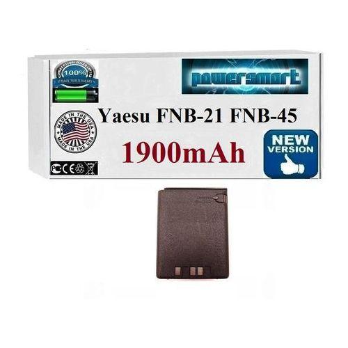 Yaesu fnb-21 fnb21 fnb45 fnb-45 vx-200 fth-2009 marki Powersmart