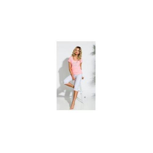 Piżama damska TARO 2159 Paula jasny róż, kolor różowy