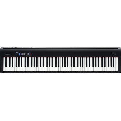 Roland fp-30 bk pianino cyfrowe
