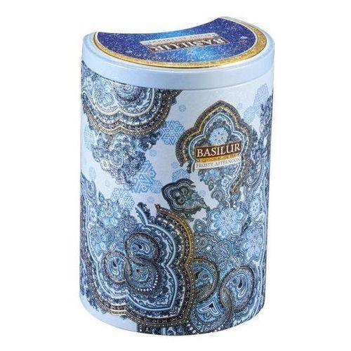 70396 100g frosty afternoon herbata czarna liściasta puszka | darmowa dostawa od 150 zł! od producenta Basilur
