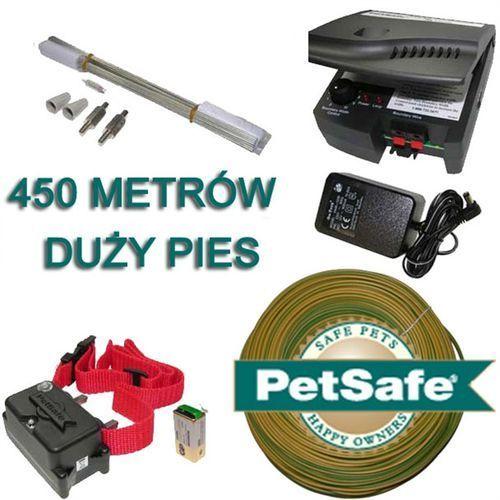 PetSafe: Elektryczny pastuch 450 metrów - wzmocniona obroża