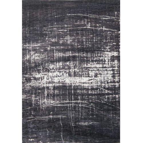 Czarno biały dywan nowoczesny White on Black