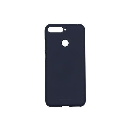 Huawei Honor 7A - Mercury Goospery Soft Feeling - granatowy, kolor niebieski