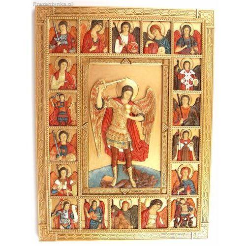 Ikona Święty Michał Archanioł Złota - OKAZJE