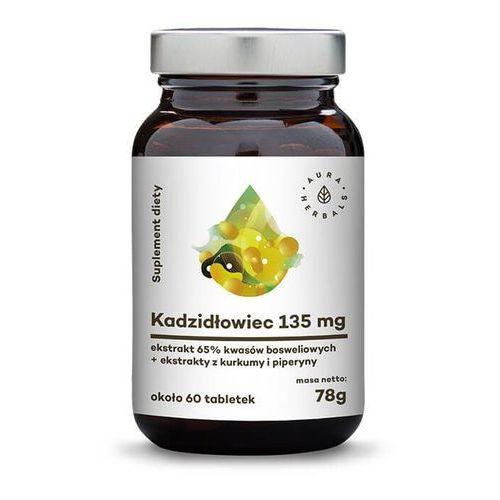 Tabletki Kadzidłowiec ekstrakt + Kurkuma + Piperyna 60 tabl.