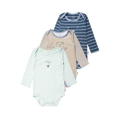 Gelati Kidswear 3 PACK Body blau/mint/multicolor (4042494311343)