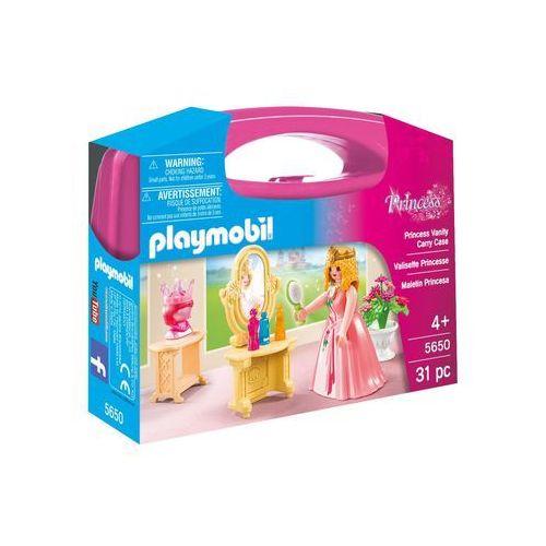 Playmobil WALIZKA Walizka - toaletka księżniczki 5650