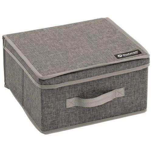 Outwell składane pudełko palmar m, szare, poliester, 470355 (5709388088970)
