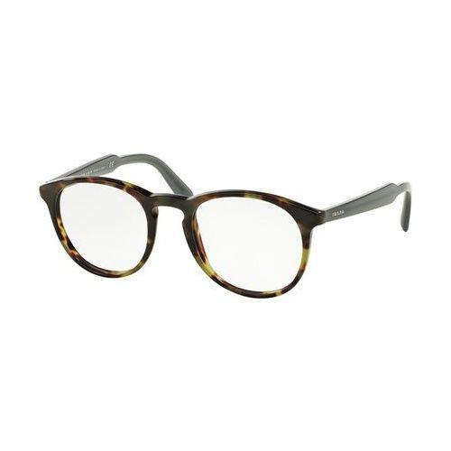 Prada Okulary korekcyjne pr19svf asian fit lab1o1