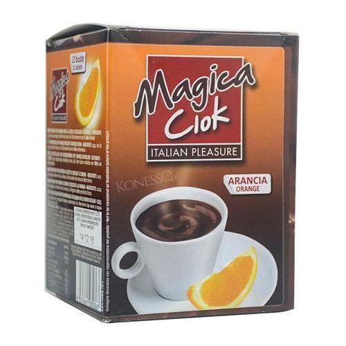Magica ciok Czekolada na gorąco  pomarańczowa 10x25g