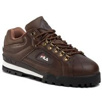 Sneakersy - trailblazer l low 1010705.iku coffee bean, Fila, 41-45