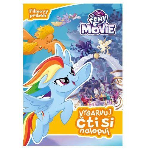 My Little Pony film - Vybarvuj, čti si, nalepuj kolektiv