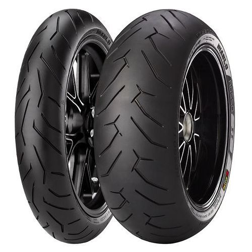 Pirelli Diablo Rosso II Front 120/60 ZR17 TL (55W) koło przednie, M/C -DOSTAWA GRATIS!!! (8019227207002)