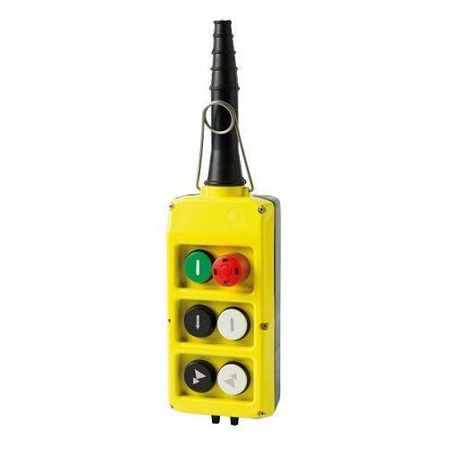 Kaseta sterownicza, start, grzybek, 4 przyciski (2 podwójnej prędkości) plb06d2 marki Giovenzana