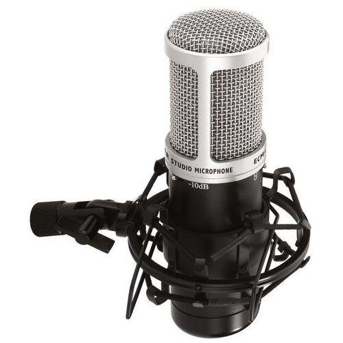 Img stage line Mikrofon wokalowy  ecm-170, rodzaj transmisji danych: przewodowa, z etui