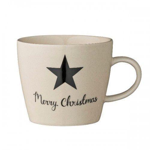 Świąteczna filiżanka gwiazdka - Bloomingville