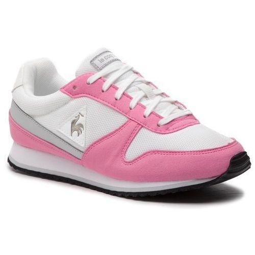 Le coq sportif Sneakersy - alpha ii sport 1910525 pink carnation/optical white